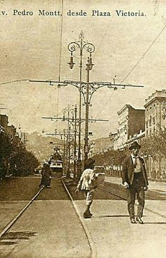 Valparaíso Chile 🇨🇱 Av Pedro Montt, c. World, Places, Wood Plane, Historical Photos, Old Pictures, Lugares, Peace, The World