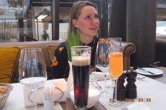 "Незабываемый вечер - Москва, ресторан ""Белый Кролик"" Pint Glass, Alcoholic Drinks, Beer, Wine, Tableware, Root Beer, Ale, Dinnerware, Beer Glassware"