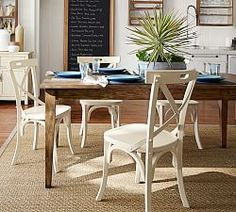 Square Dining Tables | Pottery Barn