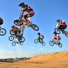 The Olympics Go Extreme: BMX Racing Starts Today!