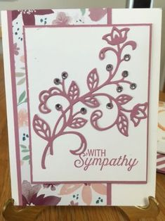 Flourishing Phrases Stamp Set and Flourish Thinlits Dies