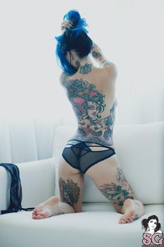 RIAE – BLUE | Suicide Girls Free Downloads