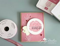 Get Well Soon by Stampin' Up!