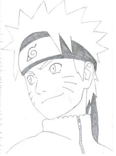 42 ideas anime art sketch naruto for 2019 Kakashi Drawing, Naruto Sketch Drawing, Art Drawings Sketches Simple, Anime Sketch, Easy Drawings, Cartoon Drawings, Naruto Anime, Naruto Art, Naruto Uzumaki