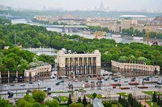 Gorky Park and Moscova Cruise