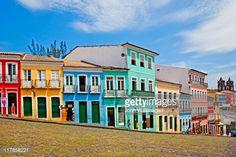 Pelourinho,Salvador ,Bahia,Brazil