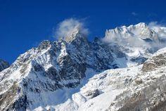 Monte Bianco + Aiguille Noire de Peuterey