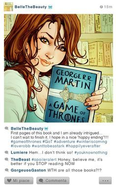 Selfie Fables | what if disney stories have instagram ? Awesome drawing by Simona Bonafini.