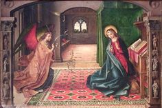 ¿Qué es un ángel?: <i>La Anunciación,</i> pintada por Pedro Berruguete, muestra qué es un ángel: el Arcángel Gabriel en su papel de mensajero de Dios.