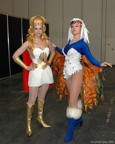 She-Ra. He-Man. 80s. Check out my FAN JUNK store for cool fan gear: http://astore.amazon.com/cosplay_diary-20 Curated by NYC Metro Fandom. NYC Tri-State Fan Events: http://yonkersfun.com/category/fandom/