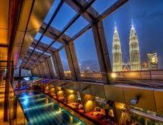 Skybar at Traders Hotel top hotel kuala lumpur - Google Search