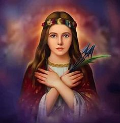 Saint Philomena, Best Red Wine, Christian Images, Joan Of Arc, Jesus Pictures, Catholic Saints, King Of Kings, Egypt, Religion