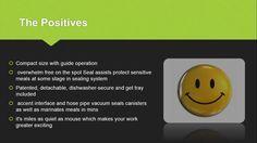 FoodSaver V2244 Vacuum Sealing System Review on Vimeo