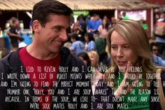 Michael & Holly The Office the most perfect couple ever