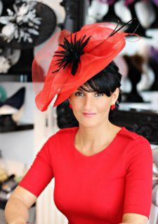 Ilda Di Vico, Hat Designer to Celebrities and The Royal Family