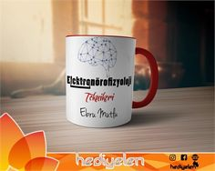 Elektronörofizyoloji Teknikeri Kupa Bardak