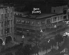 Evening in Tampa - 1925