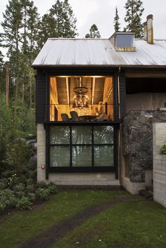 Stone Creek Camp / Andersson Wise Architects