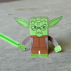 Toy-A-Day: Day 73: Yoda