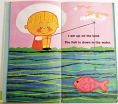 Vintage Kids' Books My Kid Loves: The Up and Down Book