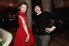 Millie and Finn ❤ Stranger Things Actors, Stranger Things Netflix, Miss Peregrine's Peculiar Children, Millie Bobby Brown, Movies And Tv Shows, Actors & Actresses, Hot Guys, It Cast, Fandoms