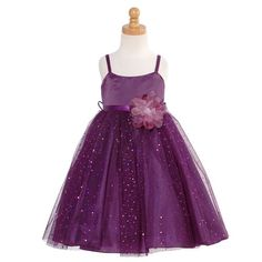 Kids Dream Girls Size 10 Purple Flower Princess Christmas Dress Kids Dream,http://www.amazon.com/dp/B0064PPO74/ref=cm_sw_r_pi_dp_6iJetb1ACP2X3Q7C