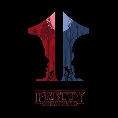 Eleven Pretty Stranger Things