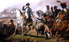 Bataille de Wagram, le 6 juillet 1809.