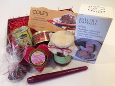 Romantic night in hamper for 2! Www.thehampercottage.com