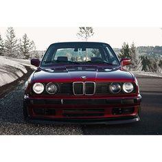 BMW e30 it's catuned