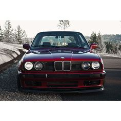 BMW e30 it's catuned