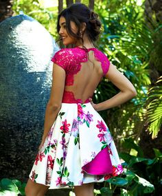 Swans Style is the top online fashion store for women. Shop sexy club dresses, jeans, shoes, bodysuits, skirts and more. Hoco Dresses, Pretty Dresses, Homecoming Dresses, Casual Dresses, Summer Dresses, Formal Dresses, Look Fashion, Skirt Fashion, Fashion Dresses