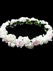 linda flor de papel do casamento coroa menina d... – BRL R$ 14,24