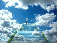"""Are You Ready for Heaven? """"Then as I looked, I saw a door standing open in heaven, and the same voice I had heard before spoke to me with the sound of a mighty trumpet blast. The voice said, """"Come..."""