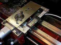 Robert's Projects: Mini Lathe Digital Readout