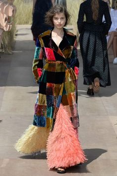 Christian Dior Couture Herfst 2017.