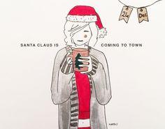 December 24th by Marta Scupelli • www.stripe-me.com
