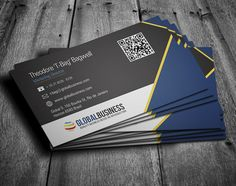 design outstanding business card by angela_winslet