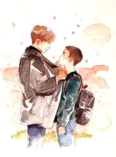 Read from the story Math / Kaisoo Texting by _AGUSTGI_ with reads. Kyungsoo ve Kai Chat Odası. Kaisoo, Kyungsoo, Chanbaek Fanart, Chanyeol, Kpop Fanart, Amazing Drawings, Cute Drawings, Chibi, Exo Fan Art