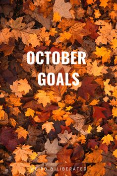 Goal Attainment, Thing 1, Staying Positive, Live For Yourself, Life Is Good, How To Start A Blog, October, Top Blogs, Goals