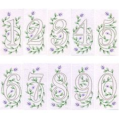 Eight is associated with business, success and wealth as it represents continuation, repetition and cycles. .