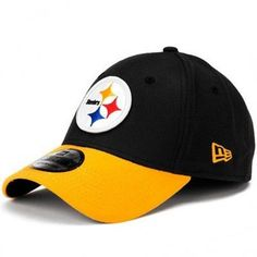 Pittsburgh Steelers New Era hat new with stickers NFL AFC Football ef9b57e64