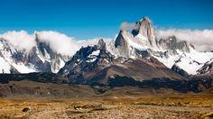 Let's travel to Argentina, Patagonia with Jakub Polomski - El Chalten.