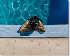 artnet Galleries: Summer Ledge by Eric Zener from Lanoue Fine Art, from his most recent collection.  So peaceful.