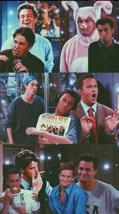 wallpaper friends Chandler Bing wallpaper F. Friends Tv Show, Tv: Friends, Chandler Friends, Friends Cast, Friends Episodes, Friends Moments, Friends Series, Friends Forever, Friends Poster