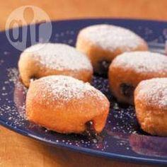 Jam doughnuts @ allrecipes.co.uk