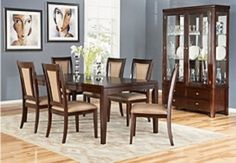 Reliabile and Durable Cherry Dining Room Set: Cherry Dining Room Set ~ anahitafurniture.com Dining Room Inspiration
