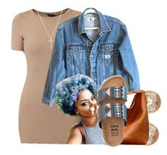""""""""""" by ayeeitsdessa ❤ liked on Polyvore featuring Calvin Klein Jeans, Michael Kors, Billabong and Nephora"""