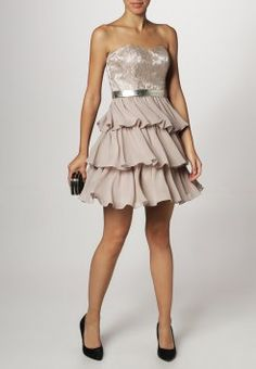 Laona - Cocktailkjole - cream Beige, Formal Dresses, 2015 Dresses, Sale 2015, How To Wear, Cream, Fashion, Elegant, Dresses For Formal