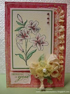 images stampendous star lily | Monday, May 24, 2010